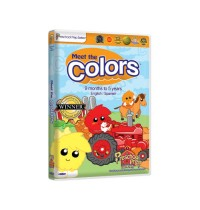 "فيديو تعلم الألوان ""Meet the Colors"""